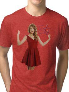 Taylor swift 0022 Tri-blend T-Shirt