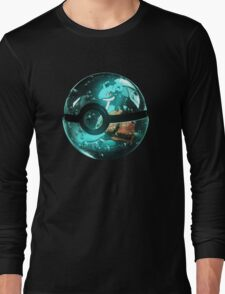 Pokeball - Lapras Long Sleeve T-Shirt