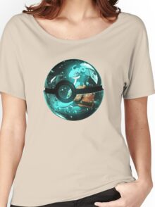 Pokeball - Lapras Women's Relaxed Fit T-Shirt