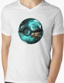 Pokeball - Lapras Mens V-Neck T-Shirt