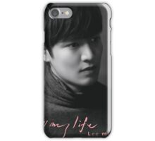 Lee Min Ho iPhone Case/Skin