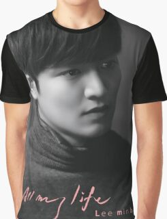 Lee Min Ho Graphic T-Shirt