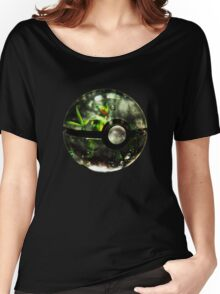 Pokeball - Sceptile Women's Relaxed Fit T-Shirt