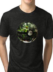 Pokeball - Sceptile Tri-blend T-Shirt