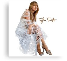 Taylor swift 0025 Canvas Print