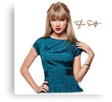 Taylor swift 0026 Canvas Print