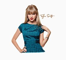 Taylor swift 0026 Women's Fitted Scoop T-Shirt