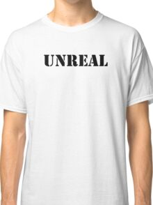 Unreal (Breasts) Classic T-Shirt