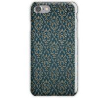 Vintage Seamless Pattern iPhone Case/Skin