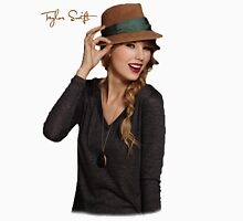 Taylor swift 0029 Women's Fitted Scoop T-Shirt
