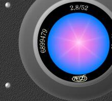 FED-1 Camera Sticker