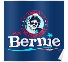 Vote Bernie For President Poster