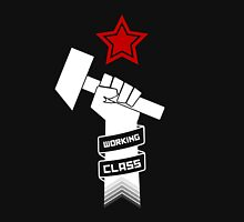 Raised Fist of Protest - Working Class Unisex T-Shirt