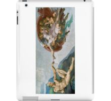 The Creation of Schmidt (no frame) iPad Case/Skin