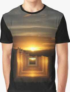 Catch a little sunrise and save it for a rainy day Graphic T-Shirt