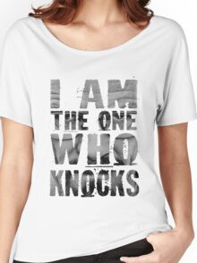 Breaking Bad - I Am The One Who Knocks Women's Relaxed Fit T-Shirt