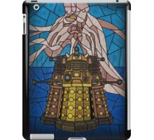 Dalek Stained Glass iPad Case/Skin
