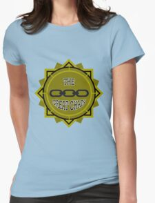 Pull The Great Chain! Womens Fitted T-Shirt