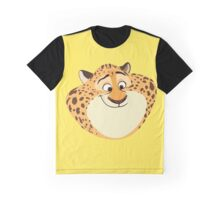 Clawhauser Q Graphic T-Shirt