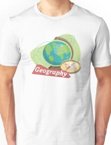 Geography Unisex T-Shirt