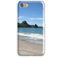 Great Barrier Island Beach - New Zealand iPhone Case/Skin