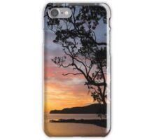 Great Barrier Island Sunset - New Zealand iPhone Case/Skin