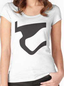 New Troops Women's Fitted Scoop T-Shirt