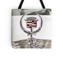 Cadillac emblem Tote Bag