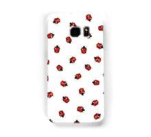 Ladybug Ladybird Vintage Kitsch Print Samsung Galaxy Case/Skin