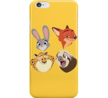 Animals Q iPhone Case/Skin