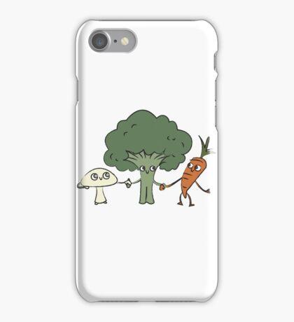 Veggie Friends 2 iPhone Case/Skin