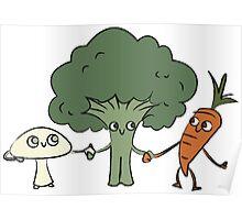 Veggie Friends 2 Poster