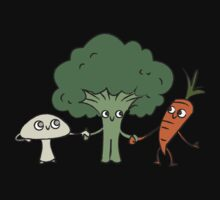 Veggie Friends 2 Kids Tee