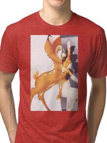 Givenchy Bambi Tri-blend T-Shirt