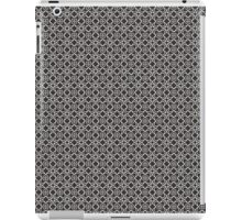 Vintage Black and White iPad Case/Skin