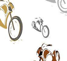 motorbike by Birgits