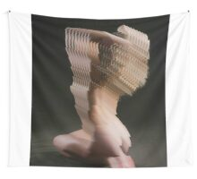Back Study Wall Tapestry