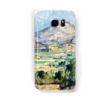 1890 - Paul Cezanne - Montagne Saint-Victoire Samsung Galaxy Case/Skin
