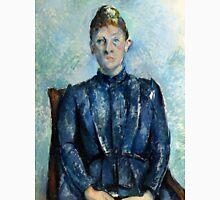 1890 - Paul Cezanne - Portrait of Madame Cézanne Unisex T-Shirt