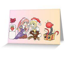 Ragnarok Online - Mystcases  Greeting Card