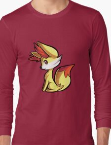 Fennekin Long Sleeve T-Shirt
