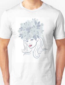 Floral Women Unisex T-Shirt