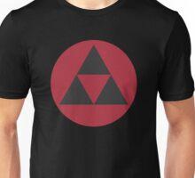 Zelda Black Triforce - Smash Unisex T-Shirt