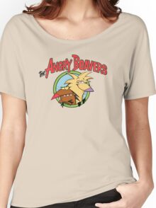 fear Angry Beavers Women's Relaxed Fit T-Shirt