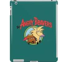 fear Angry Beavers iPad Case/Skin