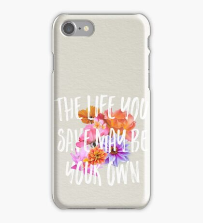TLYS iPhone Case/Skin