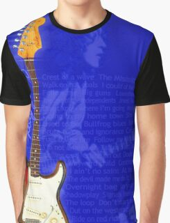 RORYS GUITAR Graphic T-Shirt