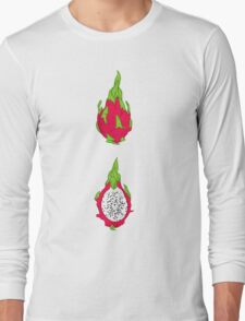 Dragon fruit Long Sleeve T-Shirt