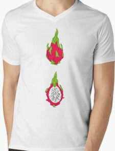 Dragon fruit Mens V-Neck T-Shirt
