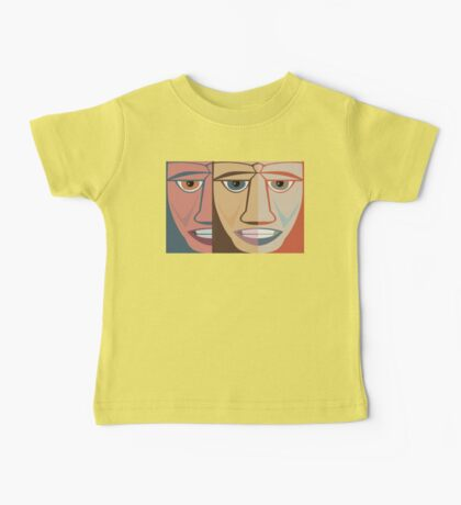 FACES #12 Baby Tee